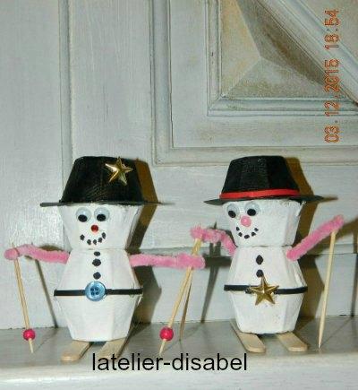 Top bonhomme de neige OS36