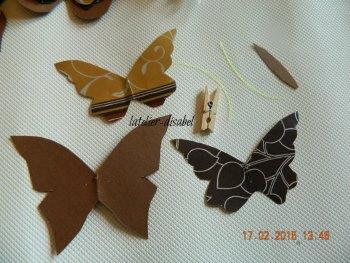 papillon décor