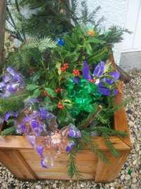 bouquet fleirs de venise à l`extérieur
